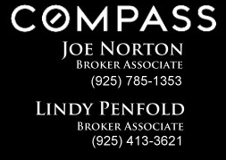 Joe Norton and Lindy Penfold real estate services...